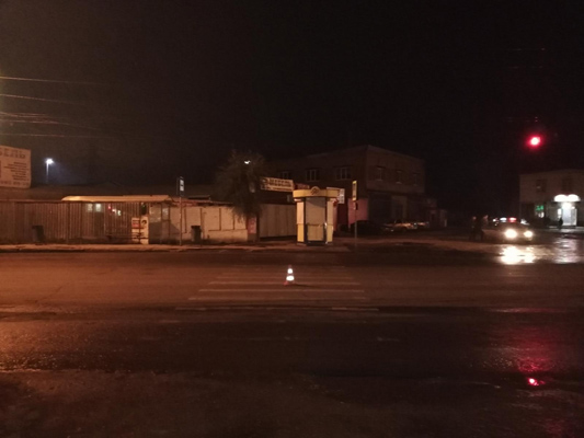 В Самаре водитель «Лады» сбил 50-летнюю невнимательную женщину | CityTraffic