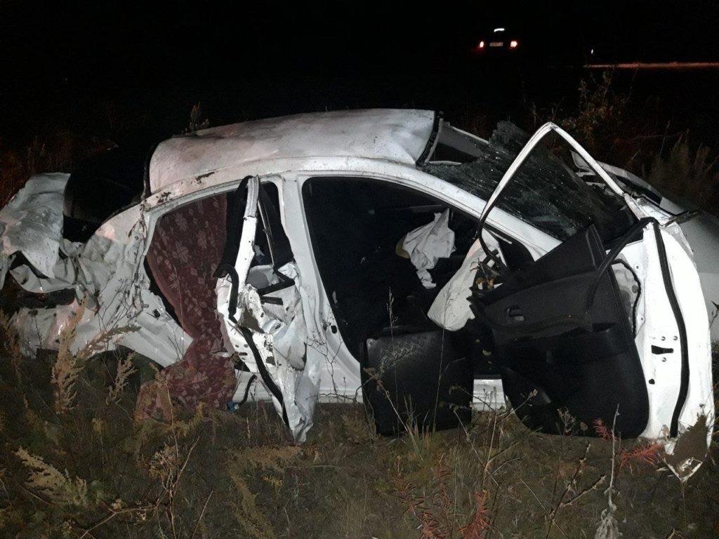 На автодороге «Самара-Оренбург-Парфеновка» KIA Rio вылетела в кювет, 26-летний водитель погиб | CityTraffic