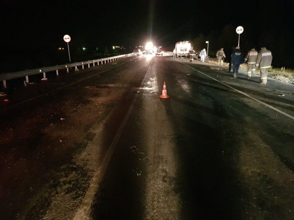 Один из пострадавших скончался в больнице: стали известны подробности ДТП на трассе «Самара-Бугуруслан» | CityTraffic
