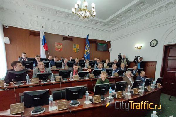 Дума Тольятти утонула в поправках | CityTraffic