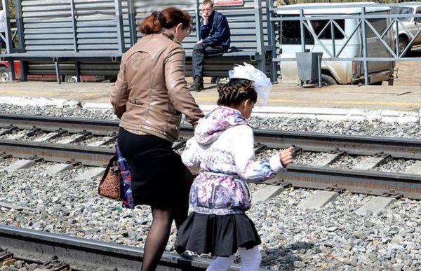 В России могут в 5 раз вырасти штрафы за переход железнодорожных путей в неположенных местах | CityTraffic