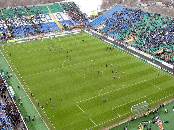 На укрепление травы на стадионе «Металлург» в Самаре выделили 26,2 млн рублей | CityTraffic