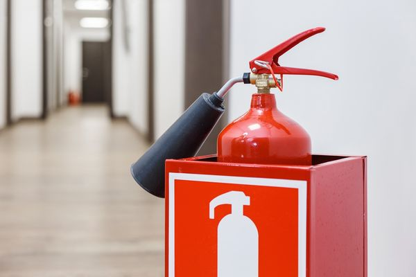 Противопожарная безопасность зданий: общие принципы