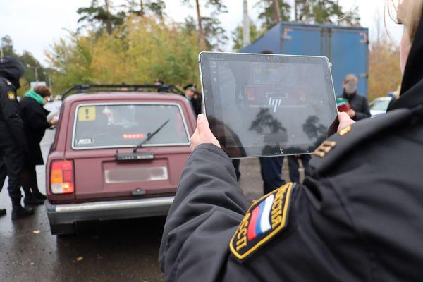 В Тольятти приставы за один день отправили на штрафстоянку 30 автомобилей должников | CityTraffic