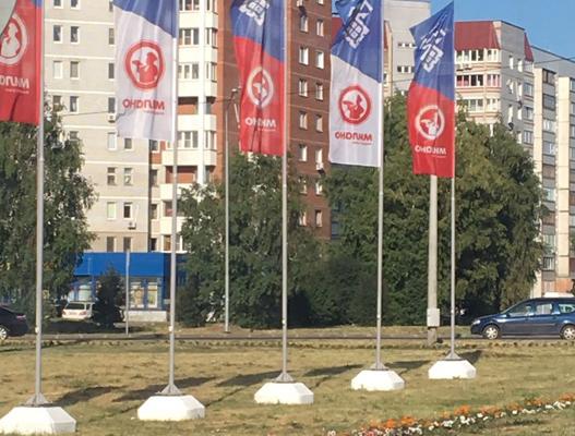 Тольяттинцам не понравилось соседство символики города с рекламой пиццы | CityTraffic