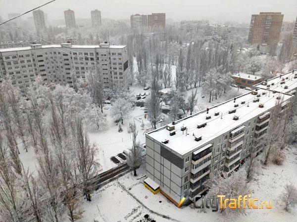 В ГИБДД напомнили самарским водителям о мерах предосторожности на скользкой дороге в условиях снегопада | CityTraffic