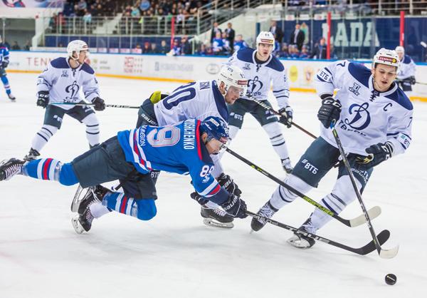 Тольяттинская «Лада» дома одержала победу над тверским «Динамо» | CityTraffic