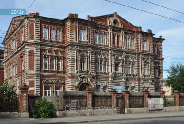 На реставрацию здания роддома «Красного  Креста» в Самаре выделили 21,7 млн рублей | CityTraffic