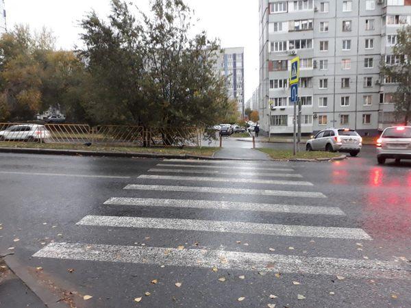 В Тольятти на пешеходном переходе сбили 15-летнего велосипедиста | CityTraffic