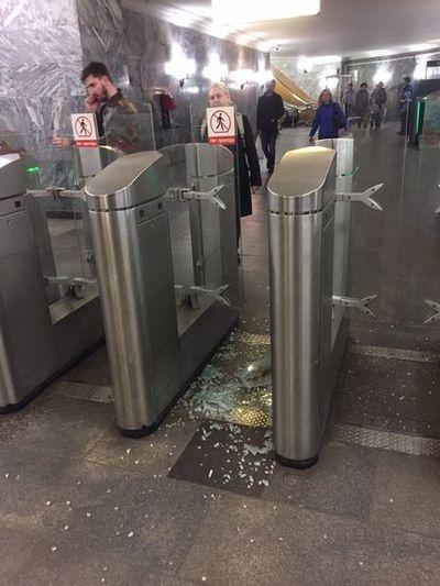 Житель Самары ногой сломал турникет в метро и попал под суд | CityTraffic