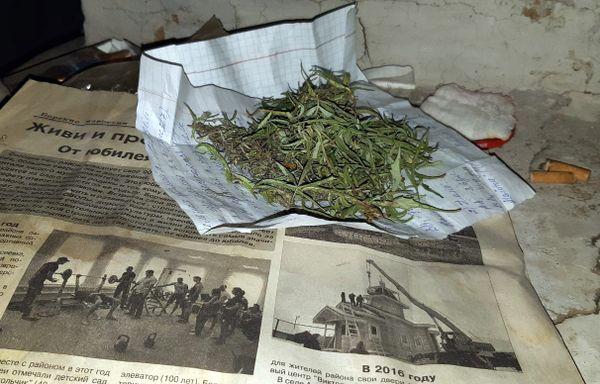 У селянина из Самарской области изъяли марихуану и револьвер | CityTraffic