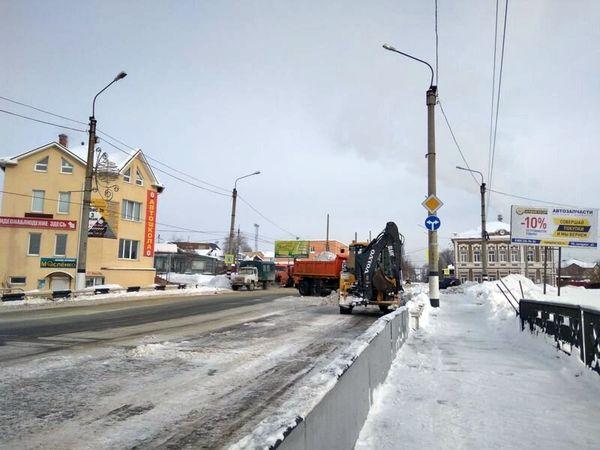 На зимнее содержание 7 дорог и Кировского моста в Самаре потратят 193 млн рублей   CityTraffic