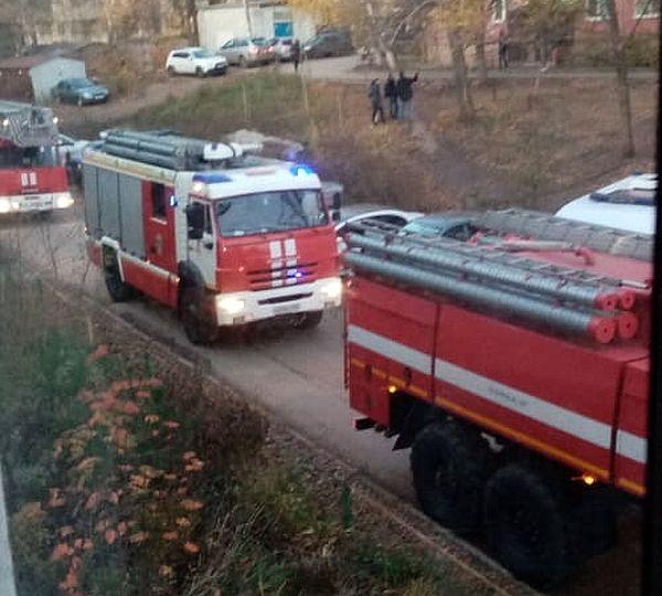 В Самаре на пожаре ранним утром погиб мужчина | CityTraffic