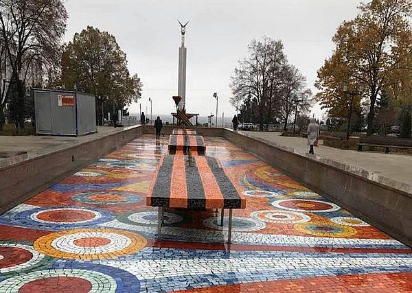 В Самаре закончили ремонт фонтана в честь 30-летия Победы | CityTraffic