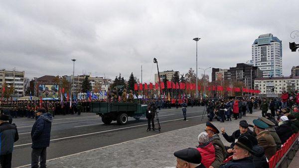 В Самаре во время проведения Парада Памяти и в дни подготовки нему ограничат движение рядом с площадью Куйбышева | CityTraffic