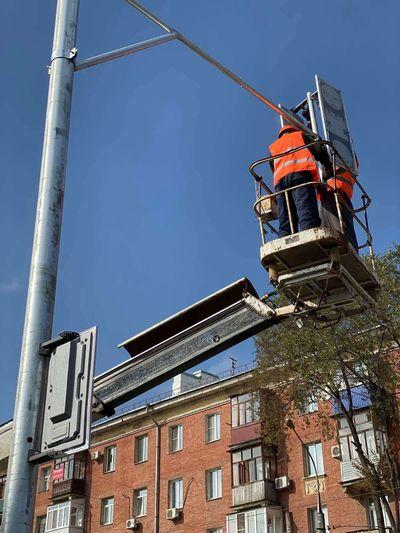 В Самаре на улице Победы появятся 59 новых светодиодных светофоров | CityTraffic