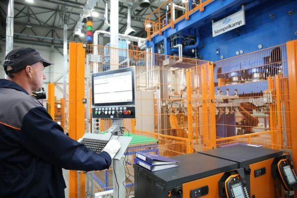 На территории ОЭЗ Тольятти на полную мощность заработал химический завод | CityTraffic