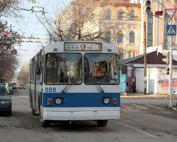 В ТТУ Самары подтвердили, что  движение троллейбуса №6 возобновят с 10 октября | CityTraffic
