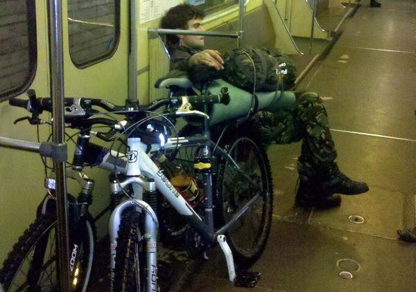 В Самаре установили расчетный тариф для провоза  крупногабаритной клади в метро | CityTraffic