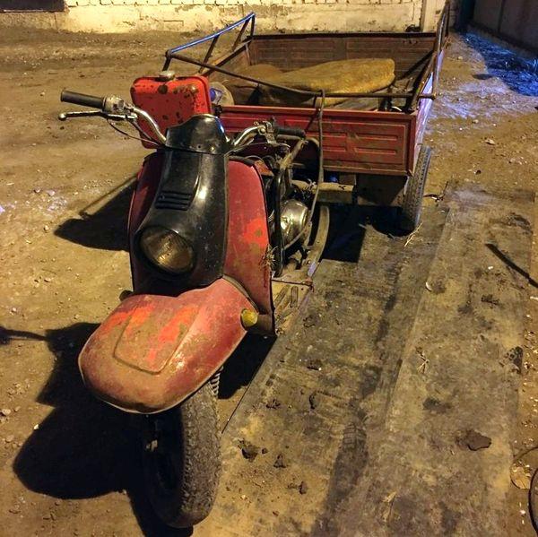 Пьяный водитель мотороллера в Самарской области разогнался как следует, опрокинулся и попал в больницу | CityTraffic
