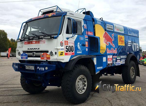 Заработала интернет-площадка по продаже грузовиков КАМАЗ | CityTraffic