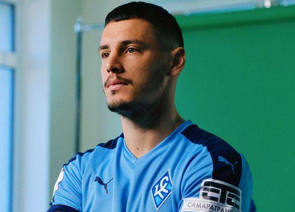 Игрок «Крыльев Советов» Паул-Виорел Антон вызван в сборную Румынии | CityTraffic