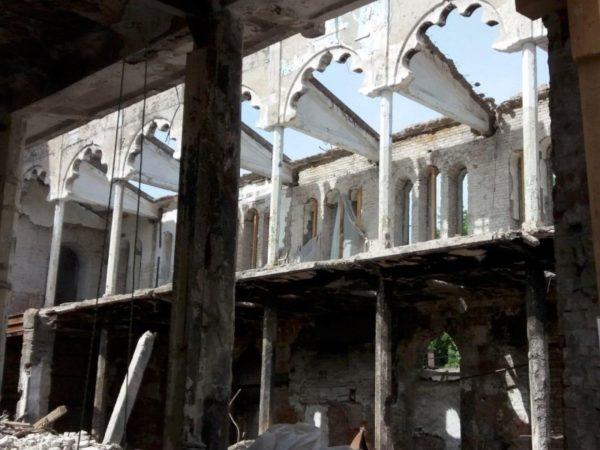 В Самаре к зиме  обещают законсервировать  стены Хоральной синагоги | CityTraffic