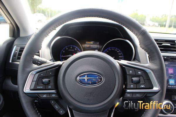 Subaru покажет в Тольятти Outback Blackline | CityTraffic