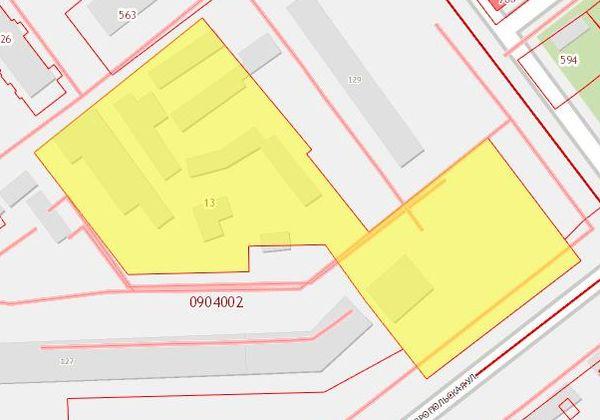 В Советском районе Самары хотят возвести жилой комплекс с подземным паркингом | CityTraffic