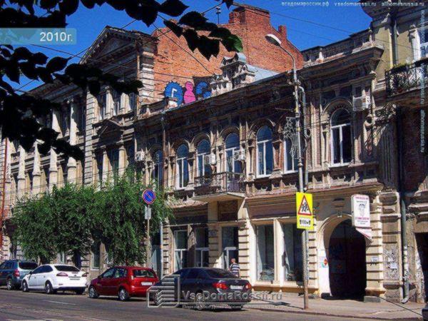 На «Дом Васильева» вСамаре установят пожарную сигнализацию