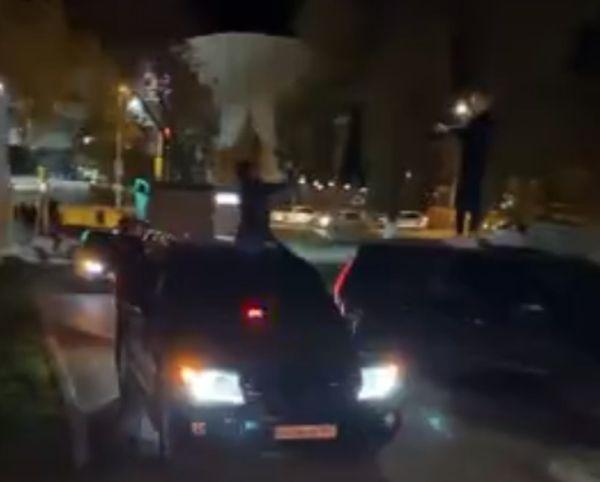Полиция Самары отреагировала на сообщения о буйном ночном выезде блогера Гасанова | CityTraffic