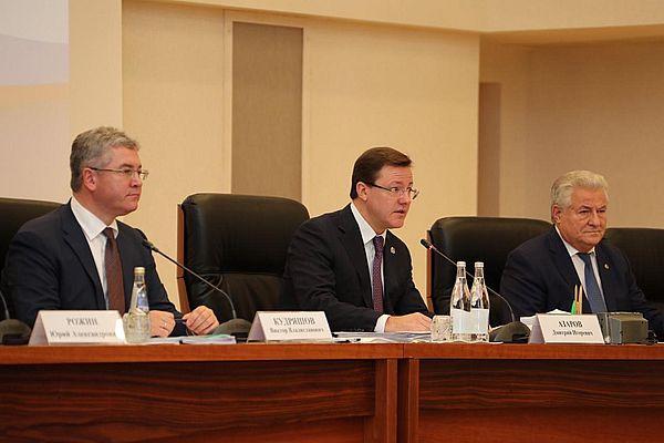 На реализацию нацпроектов в бюджете Самарской области на  2020-2022 гг. заложили 30,6 млрд рублей | CityTraffic