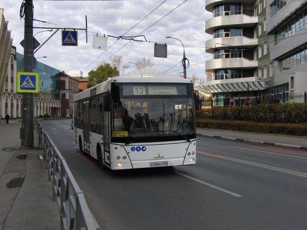 В Самаре скорректировали движение трех автобусов | CityTraffic