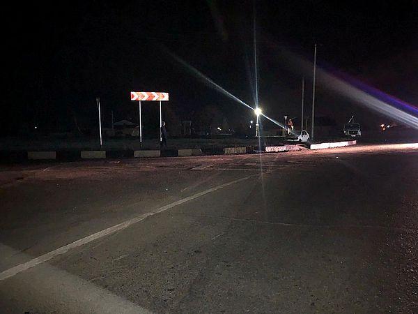 На трассе в Самарской области перевернулась иномарка | CityTraffic