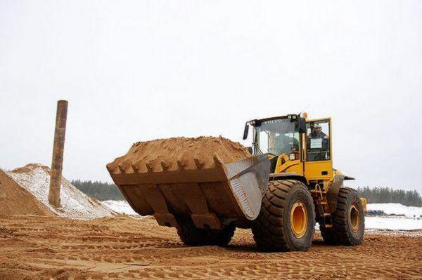 В Самаре закупят 7тысяч тонн речного песка на 3млн рублей