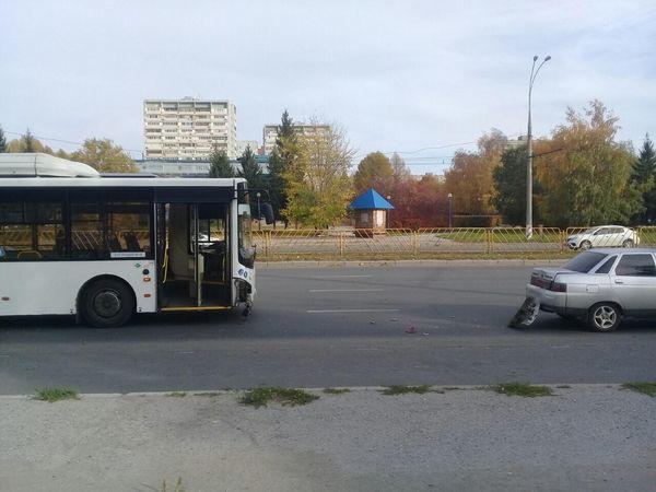 В минувшие выходные на дорогах в Тольятти пострадали две детей | CityTraffic