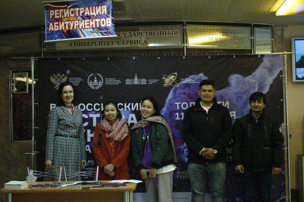 В Тольятти прошел Всероссийский фестиваль науки-2019 | CityTraffic