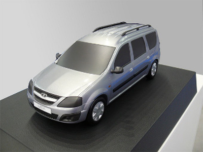 АВТОВАЗ впервые показал новую модель Lada
