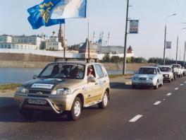 Автопробег «Сделано вТольятти» направился вМоскву