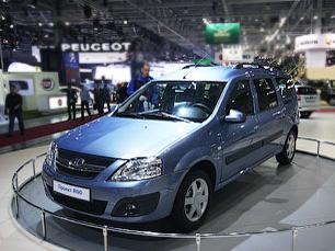 АвтоВАЗ представил новый универсал на Московском автосалоне