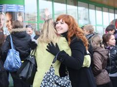 27 октября вТольятти состоялся флэшмоб «Город дружбы»