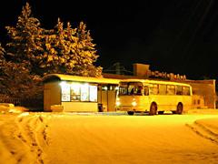 О работе общественного транспорта впериод Новогодних каникул