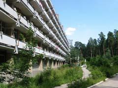 Вчера прошли публичные слушания по проекту планировки территории санатория «Лесное»