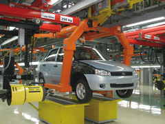 LADA савтоматической коробкой передач появится в2012 году