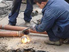 В связи с ремонтом теплосетей перекрыта улица Мичурина | CityTraffic