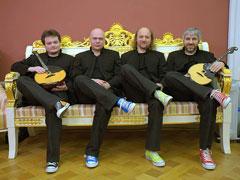 Всемирно известный ансамбль «Терем-квартет» выступит вТольятти