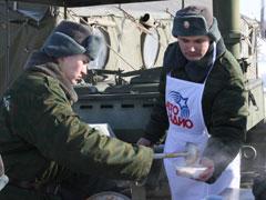 Тольяттинцы отметили День защитника Отечества вкомпании «Авторадио»