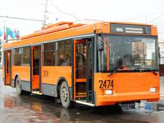 Тольятти получит кредит на модернизацию троллейбусного парка