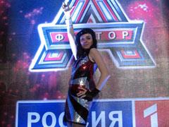 Певица из Тольятти стала финалисткой музыкального конкурса
