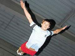Тольяттинский спортсмен одержал победу на Кубке мира по прыжкам на батуте